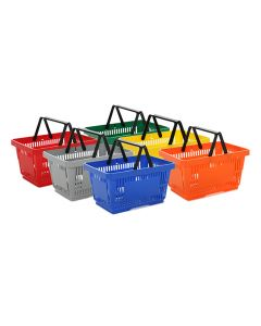 22 Litre Shopping Baskets
