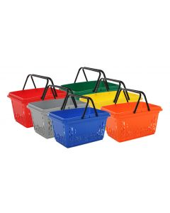 28 Litre Shopping Baskets