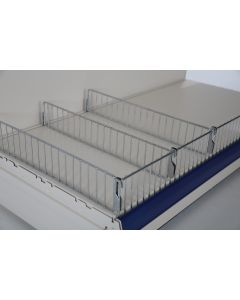 Shelf Dividers (Chrome)