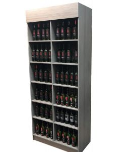 Bespoke Wine Shelving