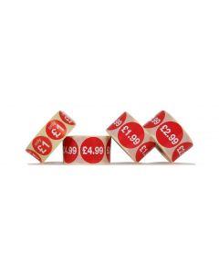 Promotional Sticker Rolls