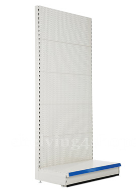 Peg Board Wall Shelving